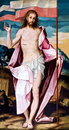 Bernardo Bitti, The Resurrected Christ, 1603