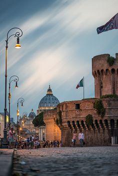 Inciampando per Roma... by Marco D'abbruzzi on 500px