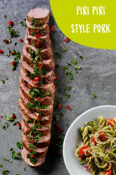 Try our piri piri style pork recipe. Recipes Using Pork Fillet, Pork Filet Recipes, Healthy Pork Recipes, Pulled Pork Recipes, Curry Recipes, Recipe Using Limes, Pork Medallions, Cooking Tomatoes, Sweet Chilli Sauce