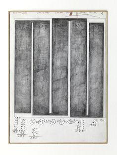 Julije Knifer / 'Study,' 1990, Mitchell-Innes & Nash