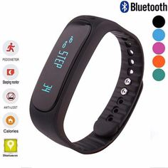 Waterproof Passometer,Fitness Tracker,Sleep Tracker,Message Reminder,Call Reminder Smart Bracelet With Bluetooth.Click Visit For Todays Deals Whilst Stocks Last!#BigStarTrading. - Women's Smart Watches for Sport, Fitness and Fashion  -  http://amzn.to/2ifqI9j
