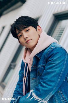 editorial vol 3 Yoshi, Yg Entertainment, Lirik Lagu Treasure, Korean Boy Bands, Kpop, Treasure Boxes, Boyfriend Material, Boy Groups, Editorial