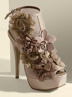 Victoria Secret shoes, love it!