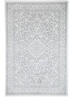 Teppich Optic Cosy Weiß 200x290 cm