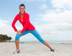 Stretch For A Longer, Leaner Body