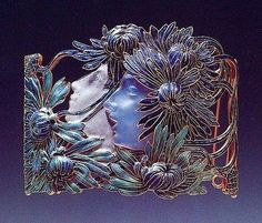 Art Nouveau Artists- Lalique Jewelry, NecklaceMore Pins Like This At FOSTERGINGER @ Pinterest