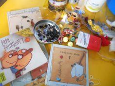 les livres de Christian Voltz et notre petit bazar de bricolage