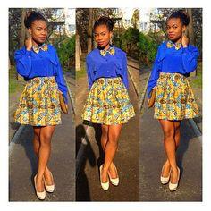 Ghana Kente Styles | African Sweetheart: Style: Ankara, Kente & I- How To Look Effortlessly ...