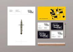 Turnkey Dwellings Branding on Behance