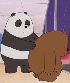 we bare bears We Bare Bears Wallpapers, Panda Wallpapers, Cute Cartoon Wallpapers, Ice Bear We Bare Bears, We Bear, Cartoon Tv Shows, Cartoon Pics, Cute Disney Wallpaper, Wallpaper Iphone Cute