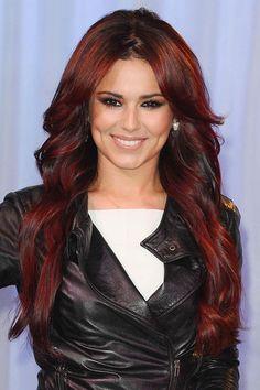 Top red hair color for women. Best shades of red hair color. Popular red hair color for this season Cheap Human Hair Wigs, Remy Human Hair, Hair Color For Women, Red Hair Color, Cute Girls Hairstyles, Pretty Hairstyles, Long Hair Cuts, Long Hair Styles, Locks