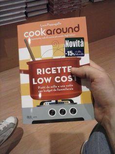 Francesco ci ha preso alla Feltrinelli di Bari! #cookaround #book #cucina #bur #rizzoli