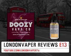Today, we take a look at the fifth of eight E-liquids I have been sent for review by UK vendor Doozy Vape Co, Liquid Gold. Doozy Vape Co. are a new UK based ...