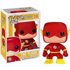 The Flash Pop! Heroes Vinyl Figure $9.99