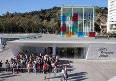 Atelier UlrichdB: Malaga: Art in the Sun