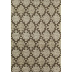 "The Conestoga Trading Co. Brown Area Rug Rug Size: Runner 2'3"" x 7'10"""