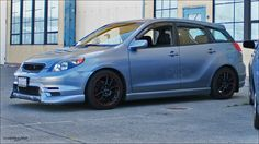 Whos got the widest wheels page 2 appearance 03 08 toyota toyota matrix xr s publicscrutiny Gallery
