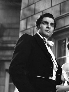 Laurence Olivier in Wuthering Heights