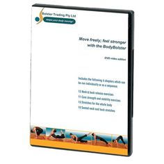 This DVD program is designed to promote greater range-of-motion and develop strength and core stability using the BodyBolster. The DVD is ideal for users of all levels offering multiple progressive challenges in joint stabilization, core strength, flexibility and coordination. The focus throughout is on body awareness with the exercises flowing like a yoga routine, but being based firmly in the technical application of a Pilates class. Chapter co...