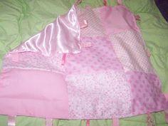 Baby fidget blankets