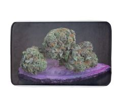Grape Ape Medicinal Medical Marijuana Bath Mats BudProducts.US
