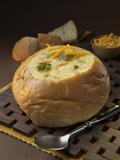 Add a Bread Bowl to Any Soup or Chili at McAlister's Deli