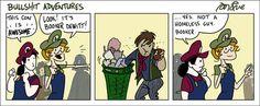 Poor Booker Dewitt. BioShock Infinite.