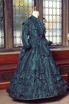 1850's-60's dress