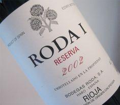 Roda - Rioja wine vinos maximum