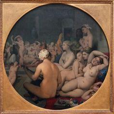 Il bagno turco _ Ingres_ Louvre