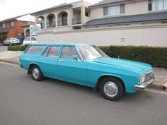 The hippy in me has always wanted a Kingswood station wagon :D