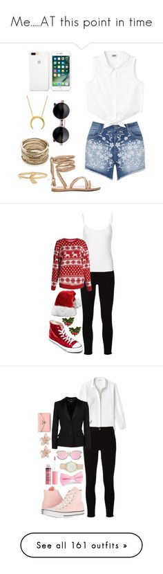 """Me.....AT this point in time"" by twisted-magic ❤ liked on Polyvore featuring Sole Society, Mat, Frame, Boohoo, Nine West, Lacoste, Converse, Charlotte Russe, Alexander McQueen and NAKAMOL"