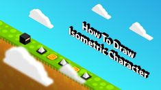 How to draw an isometric game character illustrator tutorial Game Level Design, Game Design, Illustrator Tutorials, Adobe Illustrator, Ninja Games, Game Character, Design Tutorials, 3d, Drawings