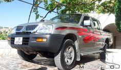 بك اب ميتسوبيشي L200 موديل 2005 ديزل توربو للبيع في الاردن    للمزيد اضغط على الصورة