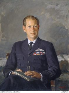 David Shannon painted by Sir William Dargie David Shannon, David Livingstone, Lancaster Bomber, My Cousin, Time Art, Art Oil, Soldiers, Gentleman, Character Design