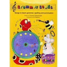 Jolly Phonics - Grammar songs
