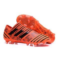 Chaussure de Football adidas Nemeziz 17+ 360 Agility FG Vert Junior