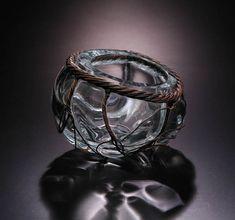 Glassblower.info - Josh Simpson Copper Basket