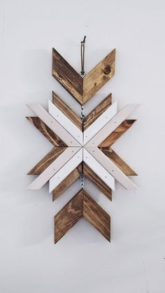 Reclaimed Wood Art, Rustic Wood Walls, Wood Wall Decor, Barn Wood, Wood Mosaic, Mosaic Wall Art, Wooden Wall Art, Diy Wall Art, Diy Wood Projects