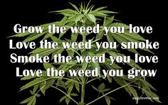 Grow Your Own Weed Memes #weedmemes #marijuanamemes
