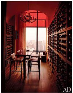 Someday... Wine Room!