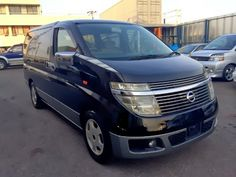 Japanese vehicles to the world: Nissan Elgrand sold to UK