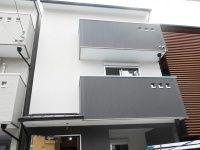 【新築一戸建】本日オープンハウス 京都市中京区 西ノ京左馬寮町