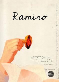 """""""Ramiro"""", de Oriol Segarra y Adrián Ramos. Con Fernando Albizu y Manuel de Blas. 2015."""