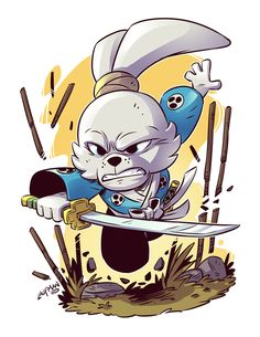 This website is created to showcase the art of Derek Laufman. Baby Marvel, Chibi Marvel, Chibi Superhero, Hora Cartoon, Cartoon Drawings, Cool Drawings, Usagi Yojimbo, Dibujos Anime Chibi, Avengers Cartoon