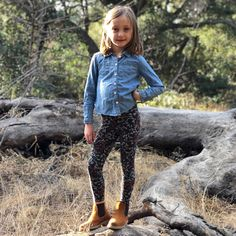 Boots kids wear every day   #boots #shoes #footwear #chelseaboots #kids #kidsfashion #fashion #losangeles #california #ootd #style #nature #play #fun