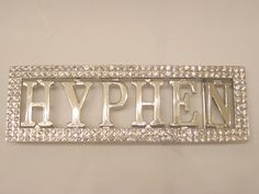 To hyphenate or not to hyphenate