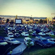 FunFlicks can setup a Drive-in Movie ANYWHERE FOR YOU!  Perfect for Car Club, Business Picnic, Car or RV Dealership Promo, Community,  Park, School, Festival or Fair!