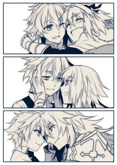 Sieg reuniting with his friend, his girl and his hero