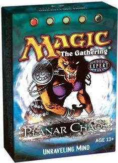 ENGLISH SEALED NEW MAGIC MTG ABUGames Dissension Theme Deck Rakdos Bloodsport